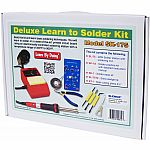 Deluxe How to Solder Kit