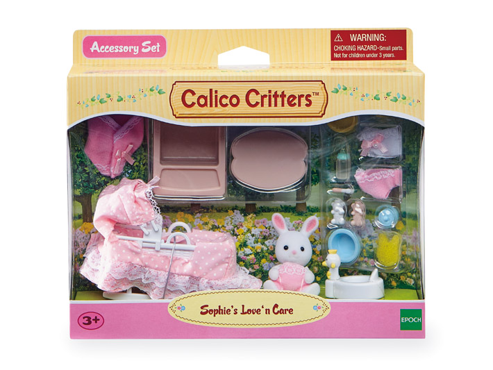 Sophie S Love N Care Toy Sense