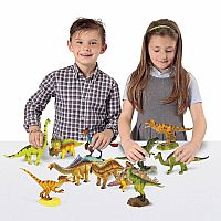 Dinosaurs Collection - 2 Pack - Spinosaurus & Euoplocephalus