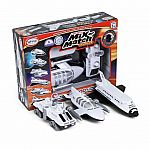 Magnetic Mix or Match Vehicles- Space Exploration Set