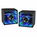 LED Infinity Bluetooth Speakers