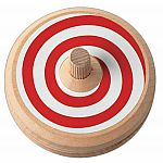 Fagus Spiral Disc for Wooden Marble Run