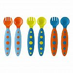 Modware Utensils Blue/Orange