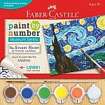 Paint By Number - The Starry Night