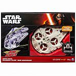 Star Wars Air Hogs R/C Millennium Falcon Quad