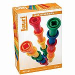 Lauri Tall-Stackers Pegs - 50 Pack