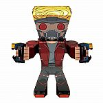 Metal Earth Legends 3D Model - Star-Lord