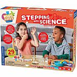 Kids First Stepping into Science