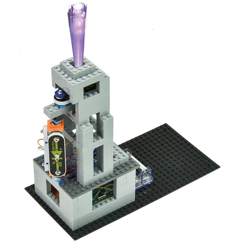 Snap Circuits Bric Structures Toy Sense Another Circuit You Can Build That Includes The Motor