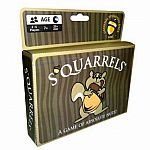 S'Quarrels: A Game of Absolute Nuts!