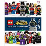Super Heroes Character Encyclopedia