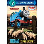 Thomas and the Piglets- Step into Reading (Step-2)