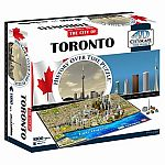 The City of Toronto - 4D Cityscape Time Puzzle