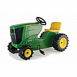 John Deere Ride On Pedal Tractor