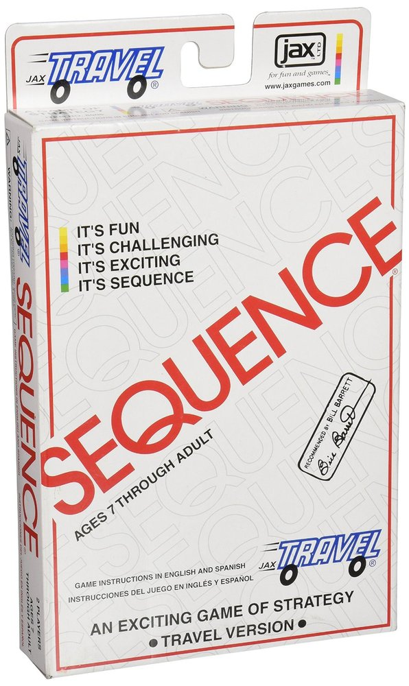 Travel Sequence Game Toy Sense