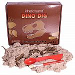 Kinetic Sand Dino T-rex