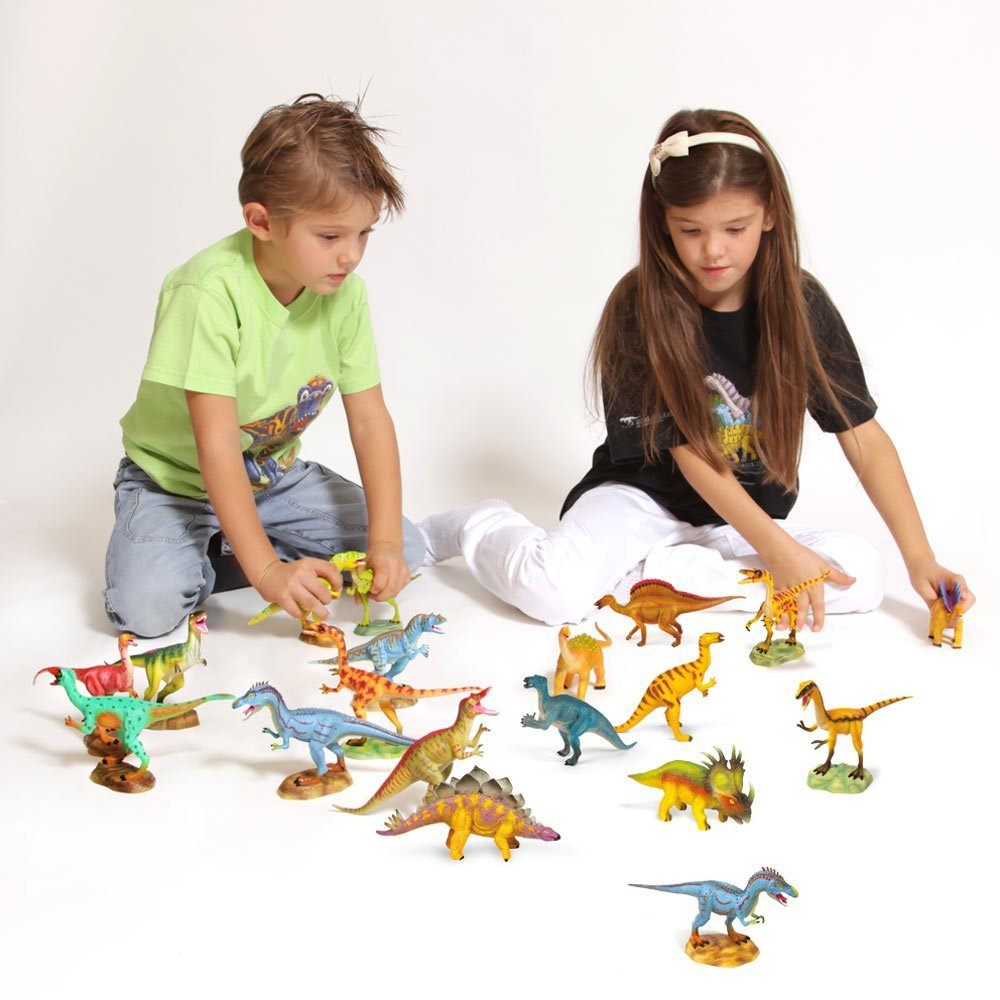 Dinosaurs Collection Troodon Toy Sense Electronics Learning Circuits Thames Kosmos Timberdoodle Co