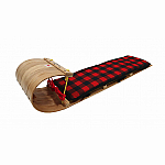 4ft Toboggan With Pad