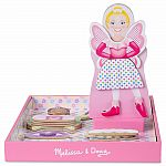 Tutus & Wings Magnetic Dress-Up Doll