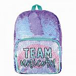 Magic Sequin Backpack - Team Unicorn/Cupcake