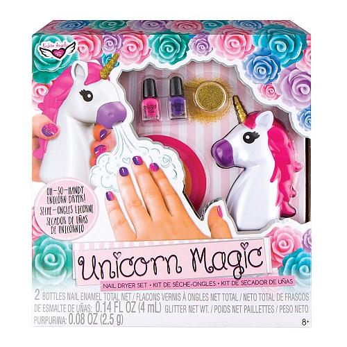Unicorn Magic Nail Designer Kit Toy Sense