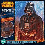 Star Wars Darth Vader, Sith Lord - Buffalo Photomosaics