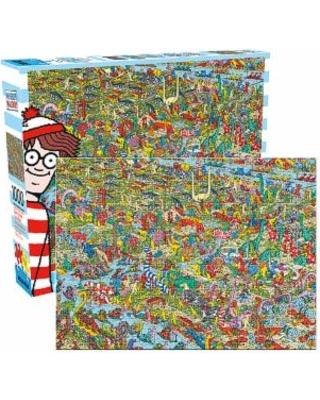 Where's Waldo Dinosaurs - Aquarius