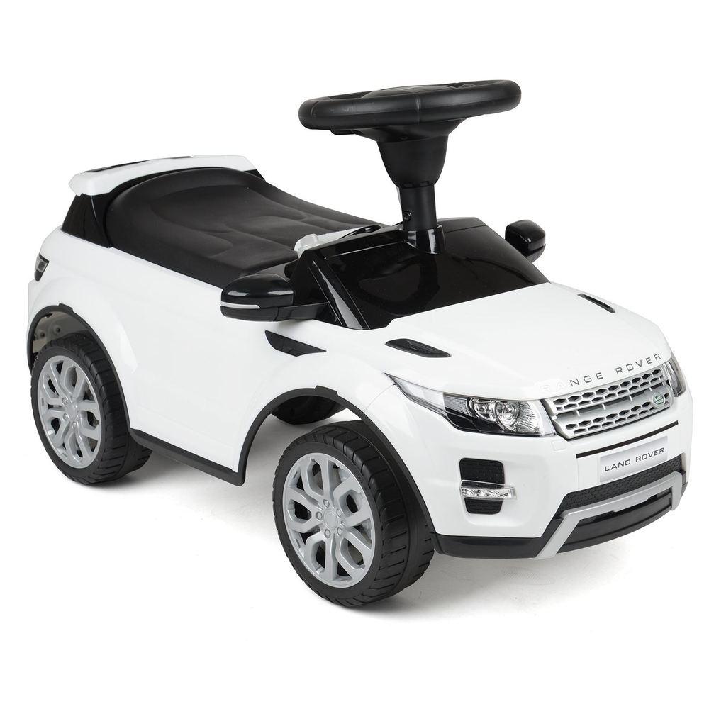 Range Rover Evoque With Sound Ride On White Toy Sense