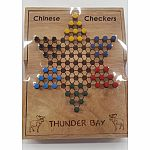 Thunder Bay Chinese Checkers Game