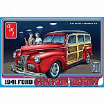 1941 Ford Woody 1:25 Scale