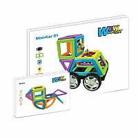 Magformers Wow Vehicle 27-piece Set.