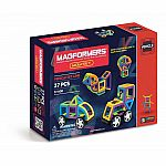 Magformers Wow Vehicle 27-piece Set
