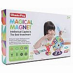 Magical Magnet 46 Piece Set