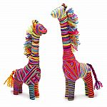 Yarn Wrapped Giraffes Kit
