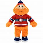 Youppi 10 in  Montreal Canadiens Plush Mascot Figure