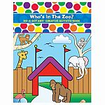 Who's In the Zoo - Do A Dot Art! Creative Activity Book