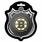 Boston Bruins Puck